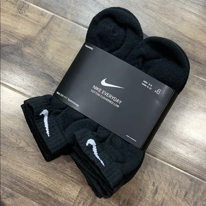 NIKE EVERYDAY COTTON CUSHIONED LOW socks wmns